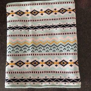 Aritzia Fifi eternity scarf